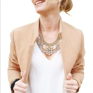 Stella & Dot Giverny Statement Necklace